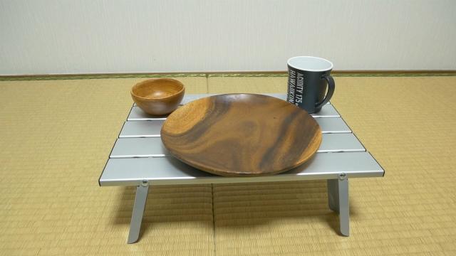 アルミロールテーブルの用途