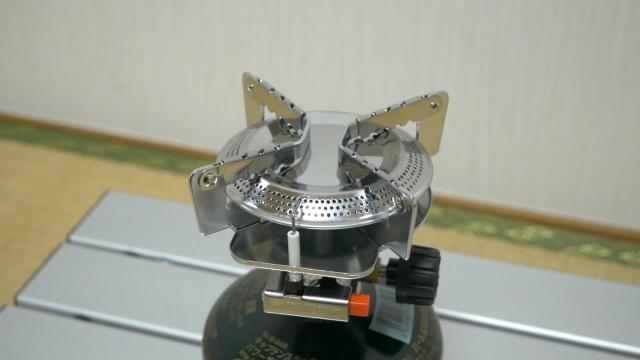 オーリック小型ガスバーナーコンロの特徴