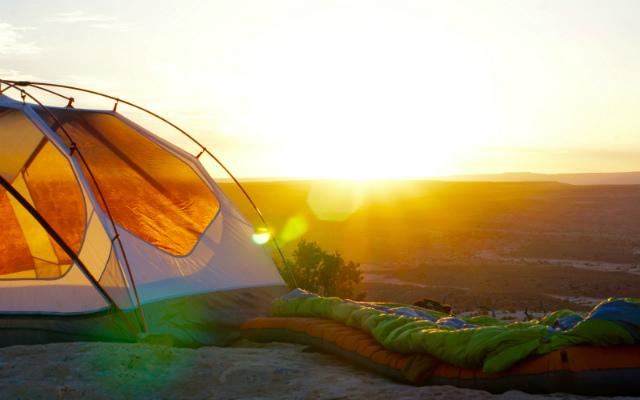 人が少ないキャンプ場