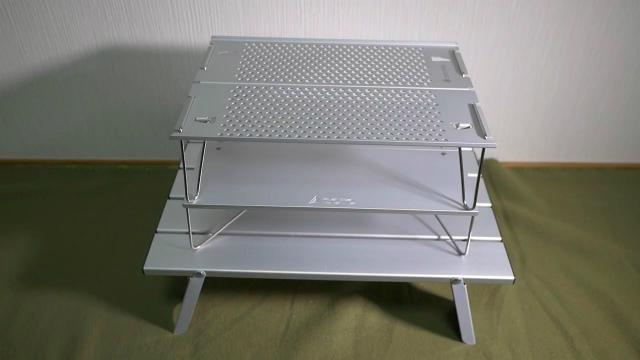 アルミロールテーブルの大きさ