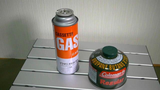 CB缶とOD缶
